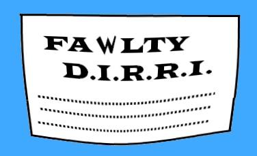 Fawlty Dirri