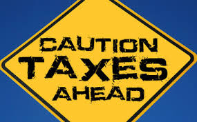 Caution-taxes