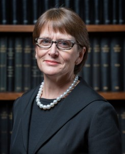Justice Michelle Gordon of the High Court